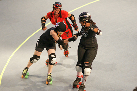 Roller Derby – The Bald Heretic